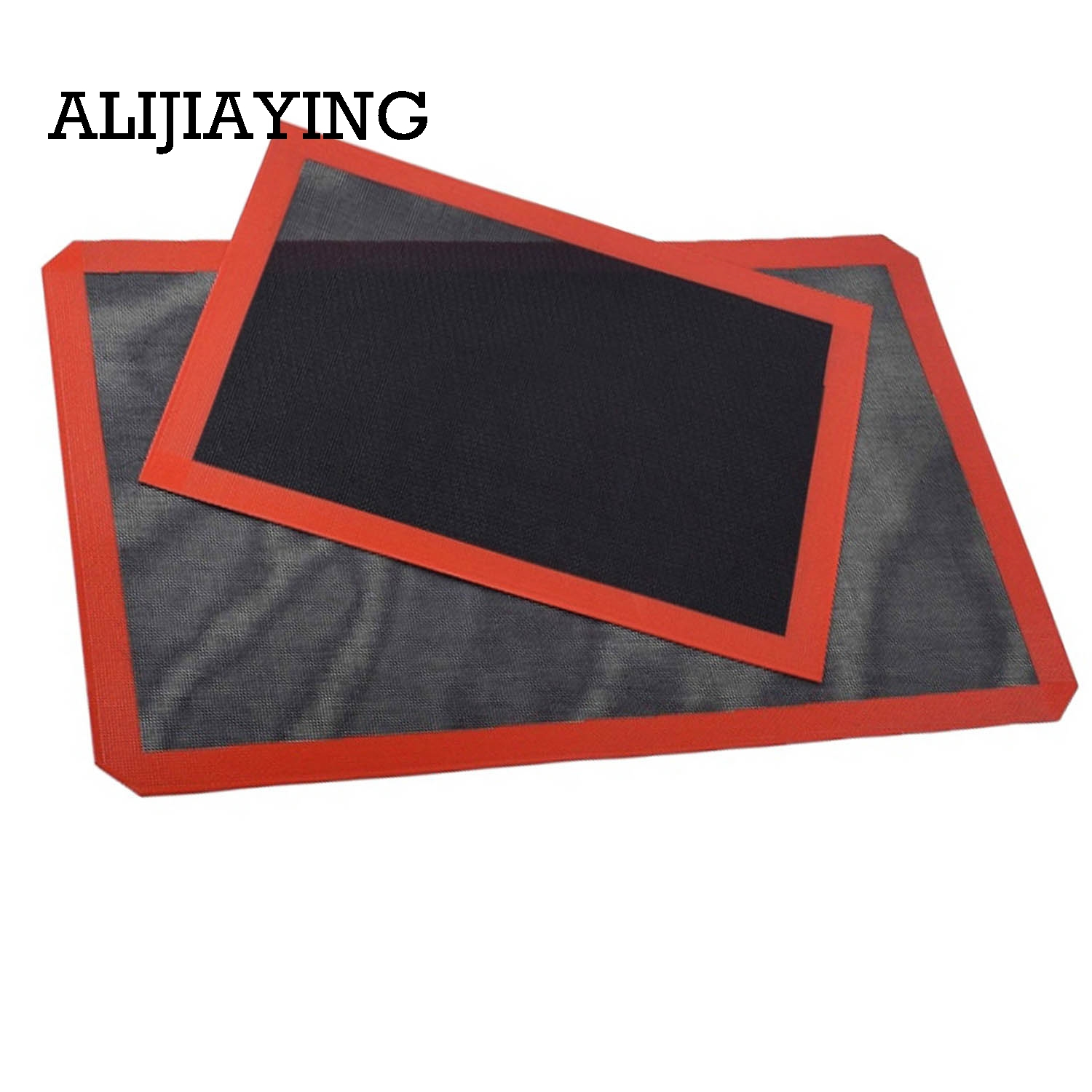 Non-Stick Baking Oven Sheet Liner For Cookie Perforated Silicone Baking Mats