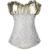 2016 Nueva Moda Sexy Cintura Trainning Corsés y Bustiers Satin Lingerie Lace Up Overbust Corset top Más El Tamaño de La Talladora Del Cuerpo