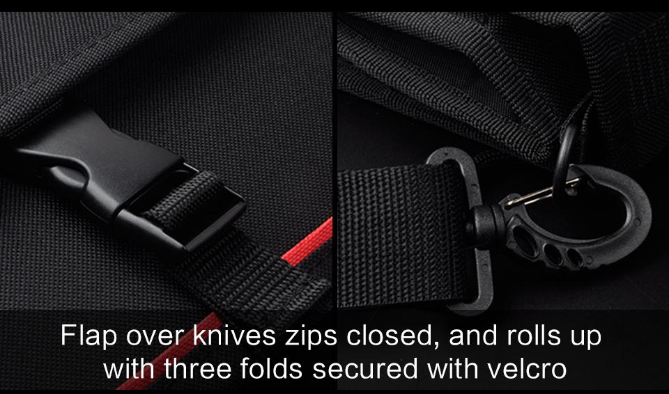 Knife Case Roll Bag knife bag chef bag_07