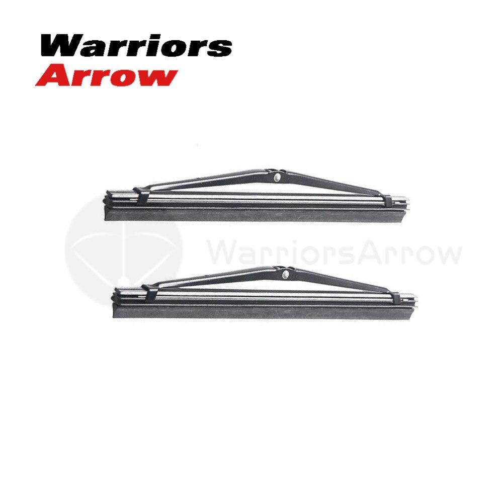 BROSHOO Car wiper blade strip 10pcs/lot Auto Vehicle