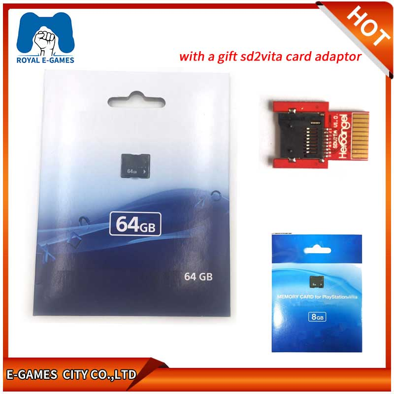 100% New Original 32GB Memory Card Compatible For PSV