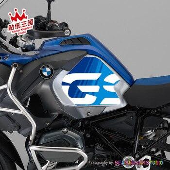 Para BMW Motorrad 2014-2018 R1200GS-LC ADV Adventure kit, almohadillas para tanque, pegatina adhesiva para motocicleta a prueba de agua M 24