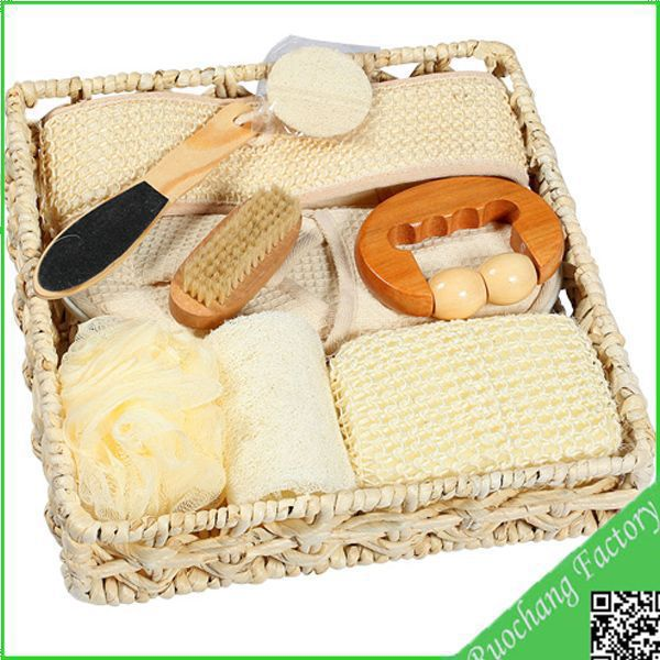 Free Shipping Love Letter Square Gift Basket Set Fragrant Spa Wedding Valentine Christmas Birthday Gifts