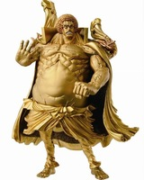 One Piece New World Anime Figuarts SPECIAL Warring States Buddha Assembling Top battle Gold Action Figure PVC Limit Model 0661