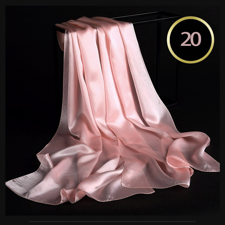 Factory Satin Color Pink 7