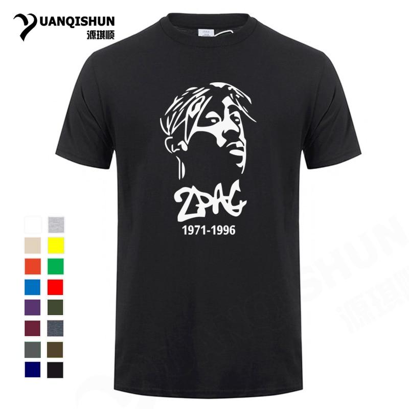 Plus Size Women Men T-Shirt 3D Print Tuge Life Tupac 2PAC Short Sleeve Tee Tops