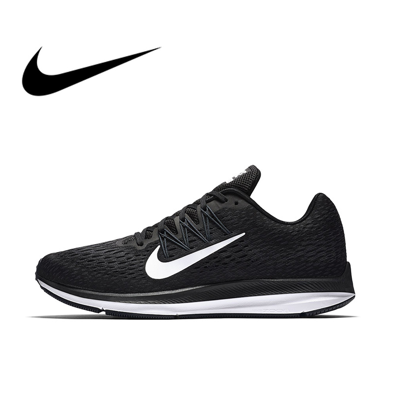 669cbafa187f7 Detail Feedback Questions about NIKE ZOOM WINFLO 5 Mens Running Shoes  Sneakers Breathable Sport Outdoor Top Quality Athletic Designer Footwear  2018 New ...