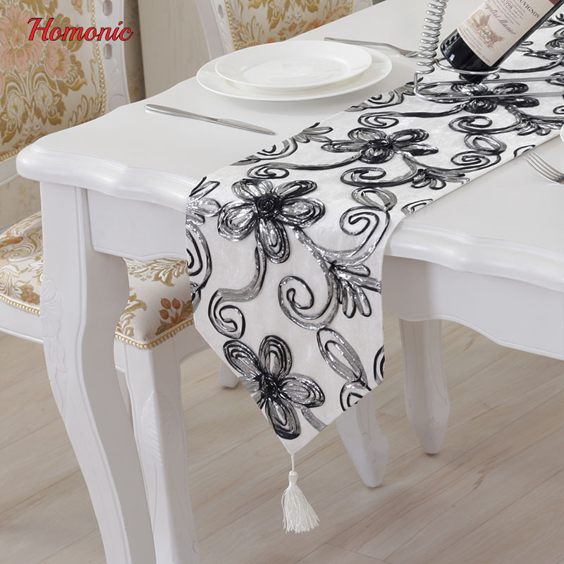 Luxury Christmas Kitchen Towels: Luxury Wedding Table Runners Simple Chinese Tea Towels