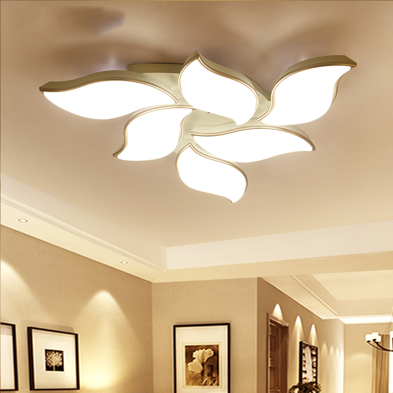 Modern LED ceiling lights home dining room lamp creative fixtures ceiling lamps children bedroom Ceiling lighting modern led living room ceiling lamp acrylic ceiling lights creative bedroom dining room home lighting fixtures plafondlamp lumin