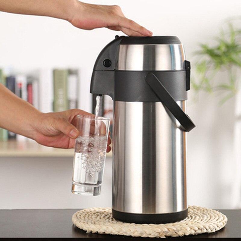 304 In Acciaio Inox coibentato Thermos Bottiglia di vuoto Termo tazza di Caffè caffettiera Termica acqua 3L bollitore, 3000 ml Boccetta di Vuoto termico