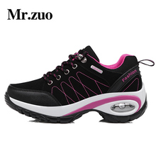 Brand New Autumn &Winter Women Sneakers 2017 Hiking Shoes Woman Outdoor Trekking Boots Waterproof Sports Shoes Large Sizes