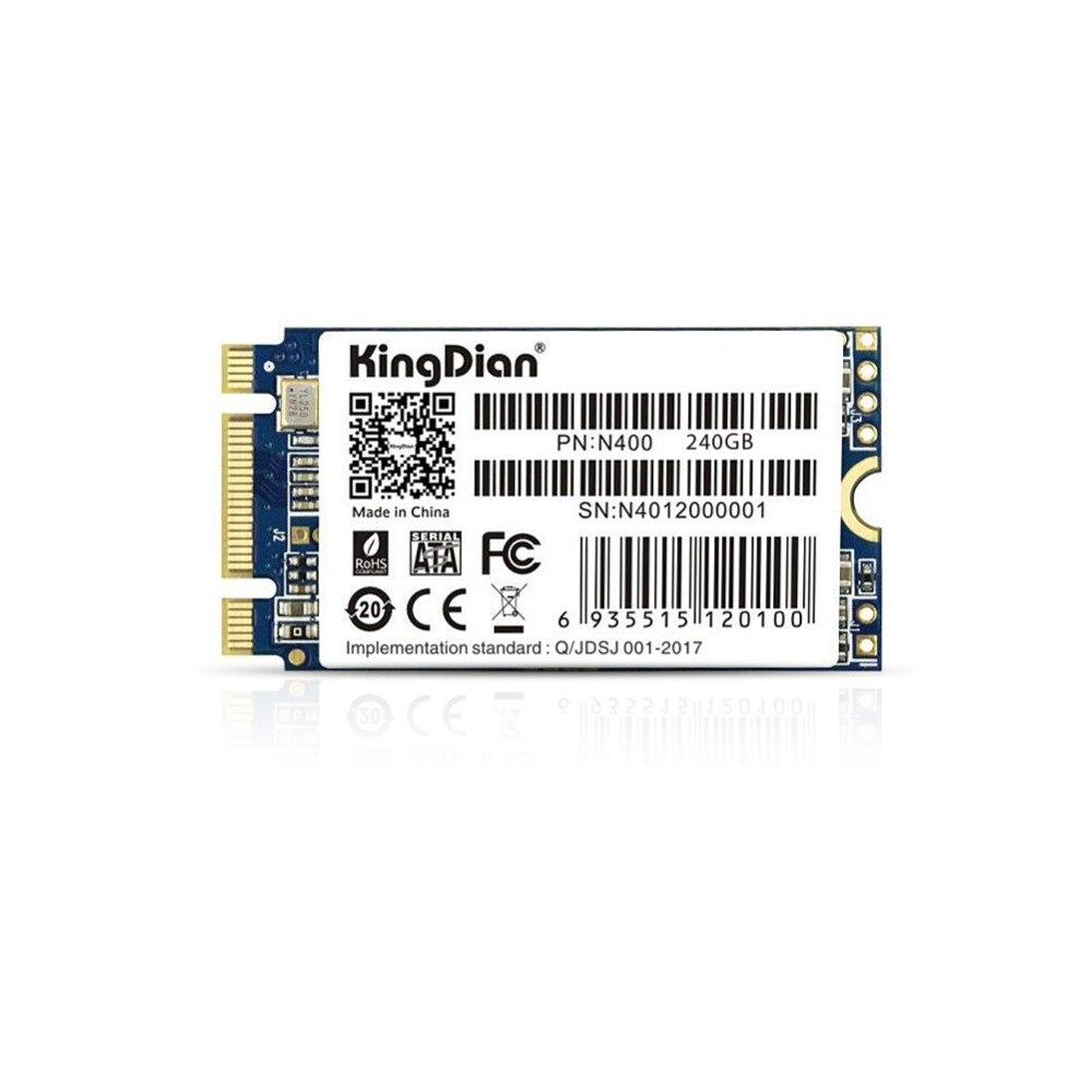 KingDian m.2 SSD 2242 32GB 60GB 64GB 120GB 240gb HDD 2242mm NGFF SSD M2 SATA Hard Drive for laptop Jumper 3 pro prestigio 133