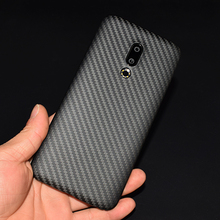 Carbon fiber Case Cover FOR Meizu 16S 16th Plus Ultra-thin Business handmade