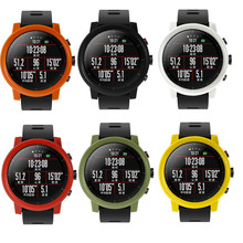 Watch Protector For Hangrui Mi 2 2S Protective Jacket PC Anti-Break and Anti -Crack Edge Sport Light Multicolor Cover