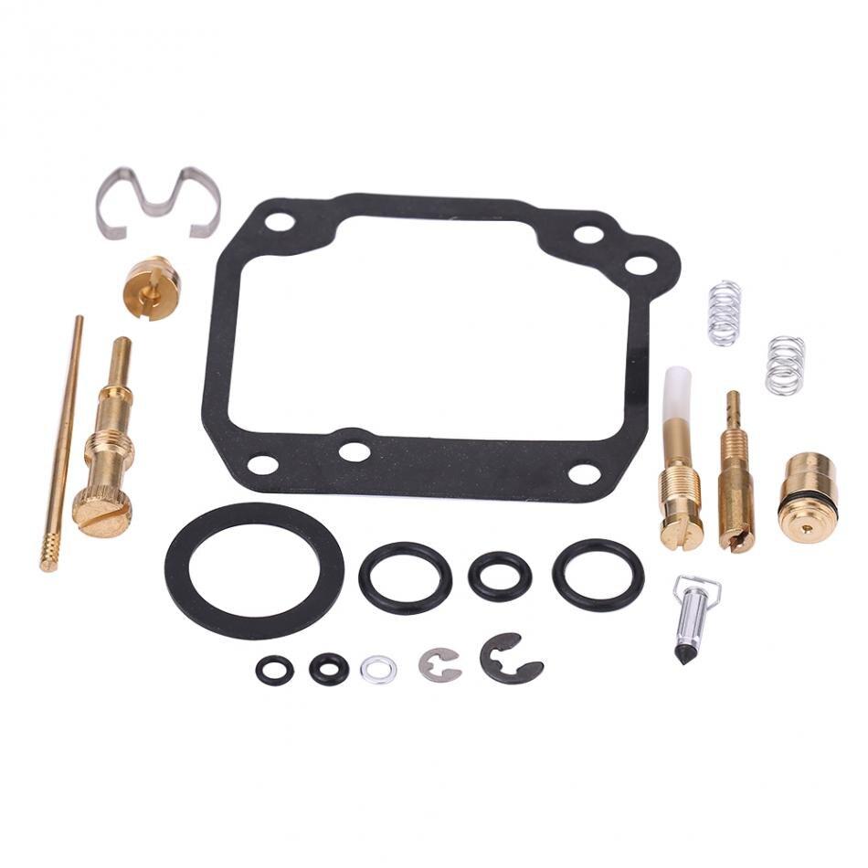 Carburetor carb rebuild kit repair for suzuki lt125 1983 1987 motorcycle carburetor rebuild kit