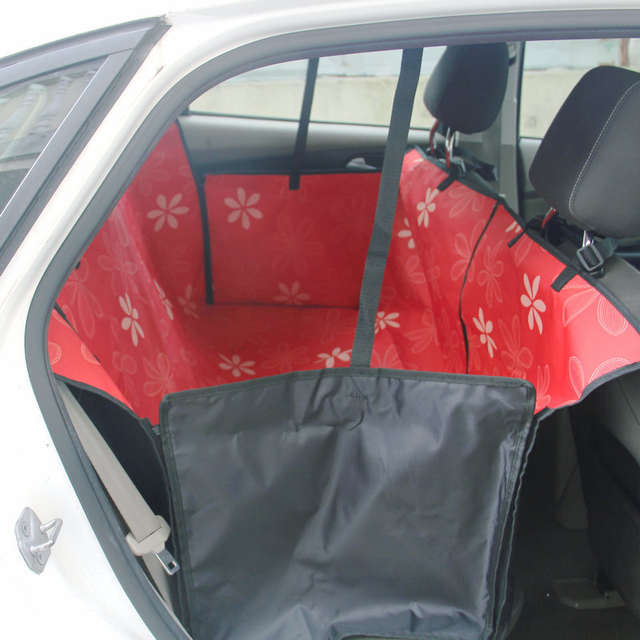 Placeholder Heureux Dog Bed For Car Back Seat Thick House Small And Large Dogs Washable
