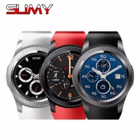 Slimy GW11S SIM Android 5 1 3G Smart Watch Phone MTK6580 Sport Wristwatch Bluetooth Heart Rate