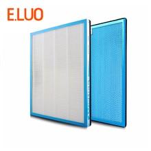 348*265*25mm Air purifier efficient dedusting HEPA filter net For TCL KJJ-F260B/280B/260A/280A Filter PM2.5