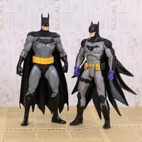 DC Super Hero Batman The Dark Knight Rises PVC Action Figure Toys Model Dolls Gifts 19cm