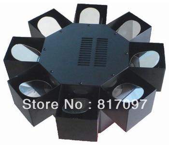 Luces LED de 5mm y 120 unidades del pulpo, 11 DMX512, sonido,...