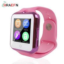 C88 Bluetooth Smart Watch for kids boy girl android Phone Children Heart rate monitor smartwatch wearable devices PK Q50 Q60 Q90