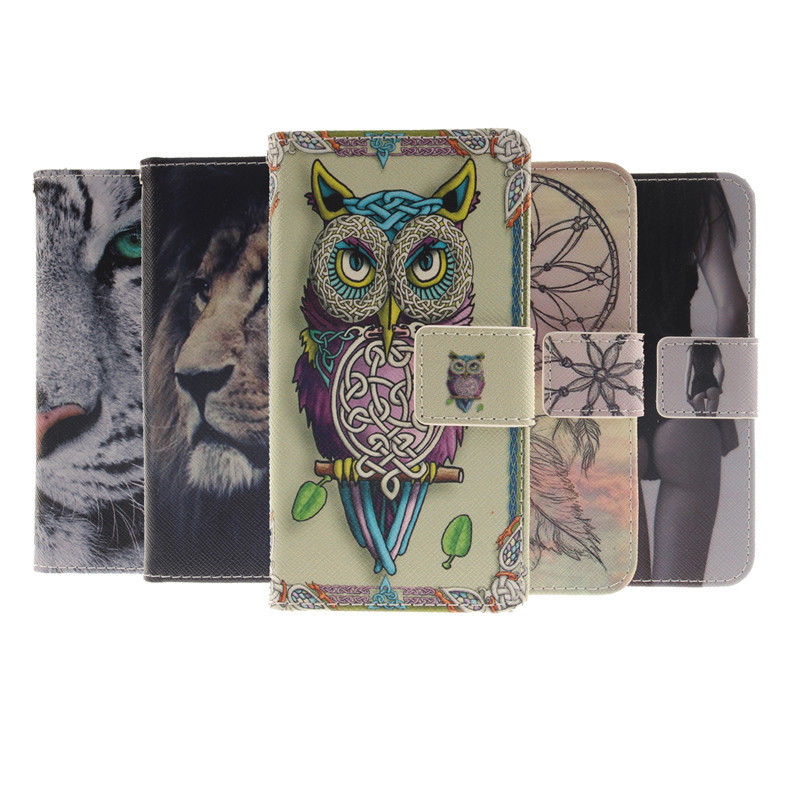 Flip Leather Mobile Phone Case Cover Fors