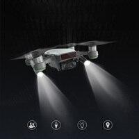 Chispa PGYTECH Para DJI Vuelo Nocturno de Luz LED de Iluminación Portátil Accesorios de Aviones No Tripulados