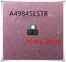 NEW 10PCS/LOT A4984SESTR-T A4984SEST 4984ET A4984 QFN-24