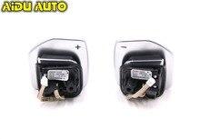 все цены на For Audi A1 A3 A4 A5 A6 A7 A8 Q3 Q5 Q7 Tiptronic black high-gloss chrome Steering Wheel Shift Paddle 4H0 951 523 F 4H0951523F онлайн