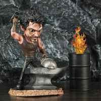 Nouveau Iron Man Tony Stark marquage MK1 figurine de Statue Downey Jr. Mark 1 masque KO's LB Studios LBS GK Avengers jouets Collection de poupée