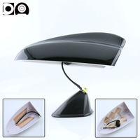 Super shark fin antenna special car radio aerials Piano paint Stronger signal Bigger size for Hyundai Kona accessories