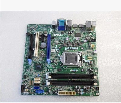 Carte de poste de travail Dell/DELL T1650 Q77 1155 broches 4M68N