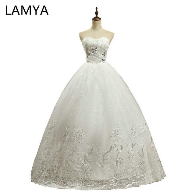 Real Barato Lamya Personalizado Vestido De Foto Bordado Descuento 53cj4ARLq