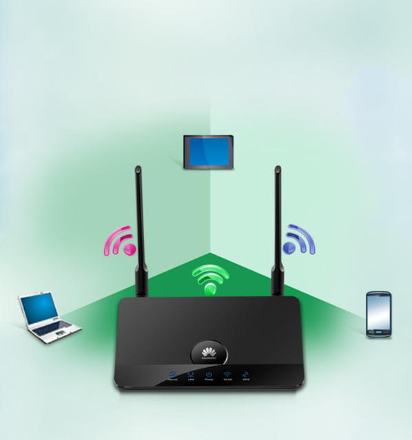 US $29 0 |Huawei WS330 Home Internet Wireless Router-in Wireless Routers  from Computer & Office on Aliexpress com | Alibaba Group