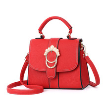 Új érkezés Elegáns női táskák Casual Premium válltáska Híres márkák Ladies nagy kapacitású Messenger Bag