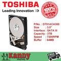 Toshiba dt01aca300 3 tb hdd sata 3.5 3 área de trabalho do disco duro sabit interno unidade de disco rígido interno hd disco rígido disque dur interne