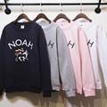 palace NOAH Men Woman Sweatshirts Hoodies Autumn Winter High Quality Brand Noah skateboard Streetwear NOAH Nyc Wing Sweatshirt
