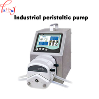110/220V Industrial peristaltic pump 2*YZ1515x stainless steel intelligent version of the peristaltic pump with LCD display