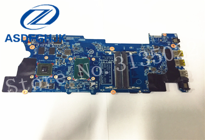 Материнская плата для ноутбука 807540-501 для HP Envy M6-W014 x360, материнская плата 448.04805.0021 DDR3L GT930M SR23W i7-5500U 100%, тест ОК