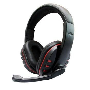 Στερεοφωνικά ακουστικά με μικρόφωνο
