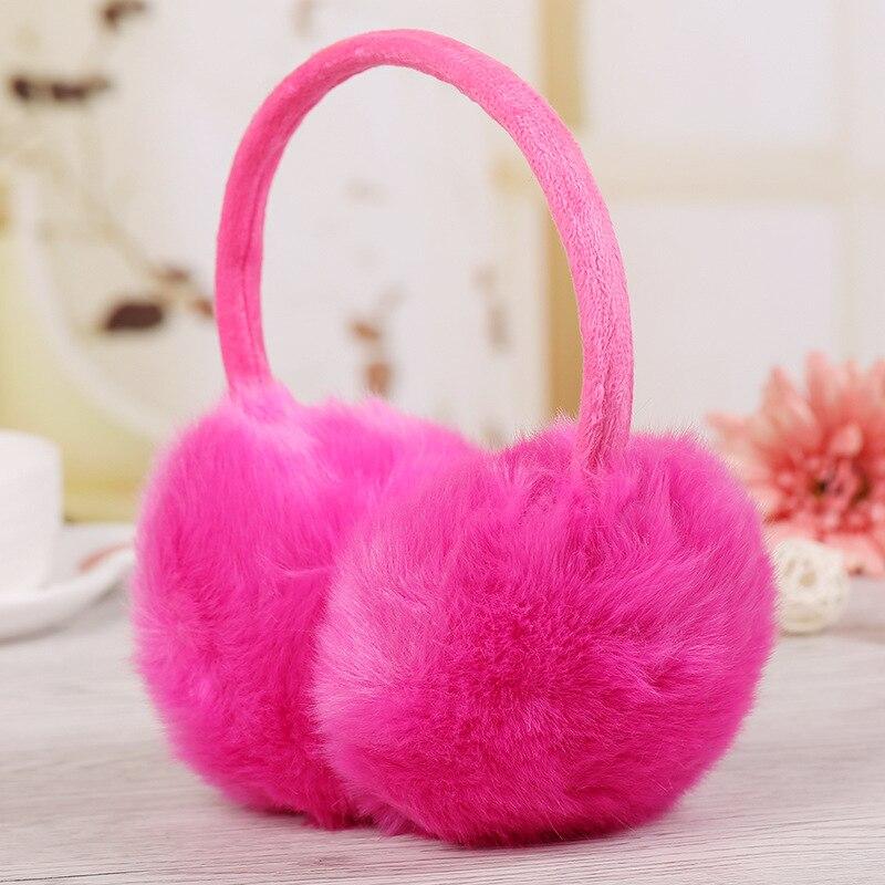 Fashion Winter Accessories For Women Adult Unisex Ear Warmer Headband Girls Winter Accessories Wholesale Earmuffs Kids