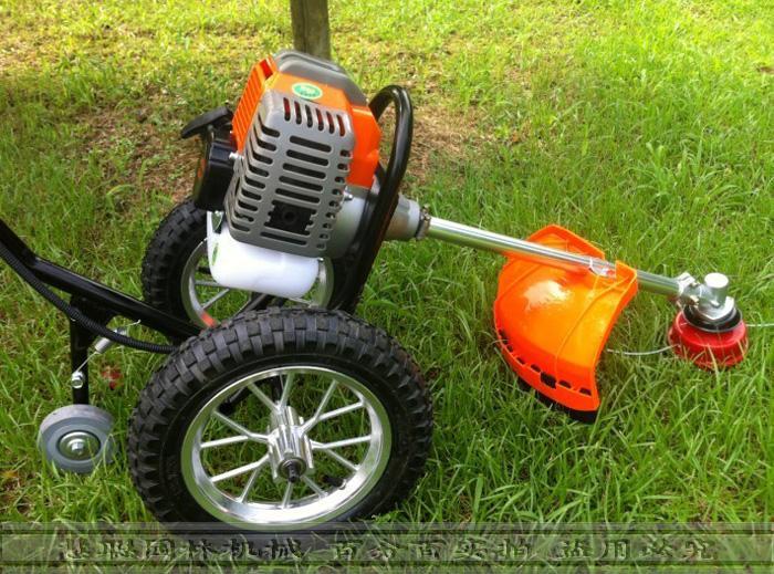 Купить с кэшбэком New hand-push two-stroke mower harvester 1.25KW 7000 / min 43CC