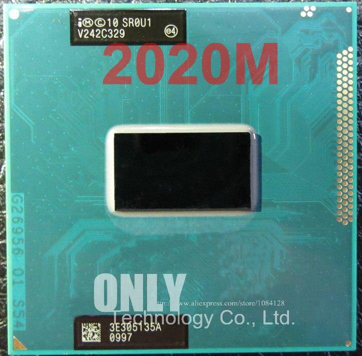 Intel Pentium 2020M Mobile 2.4 GHz Laptop CPU SR184