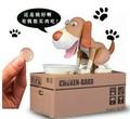 Cajas de dinero de La Novedad y de la Mordaza Juguetes regalo de Cumpleaños hucha perro perro alcancía Mordazas y Bromas Prácticas