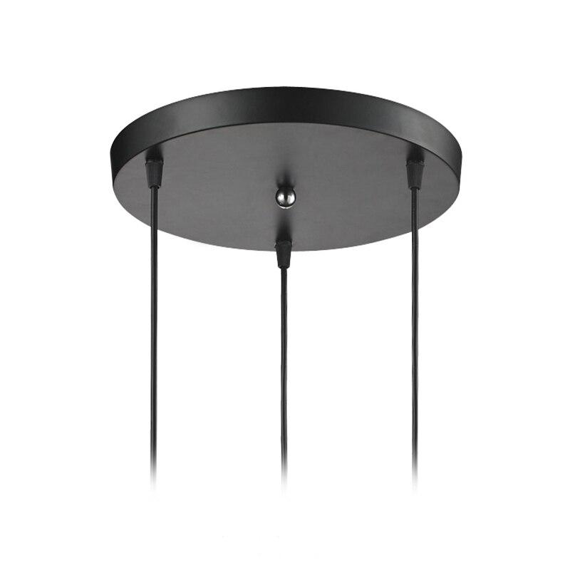 Lampen Kronleuchter Basis Platte Beleuchtung Zubehor Schwarz Oder