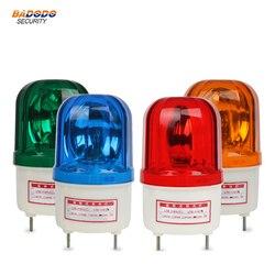 Rotierenden Alarm Lampe licht gelb blau rot grün warnung licht lampe außen tor tür lampe licht signal warnung leuchtfeuer voiceless