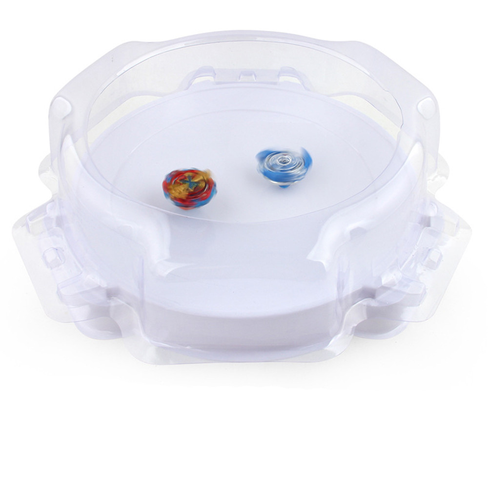 2019 Hot Sale Burst Arena Gyro Disk Exciting Duel Spinning Top Gryo Launcher Beyblades Stadium Gyro disk 40x40x9cm #ZA30(China)