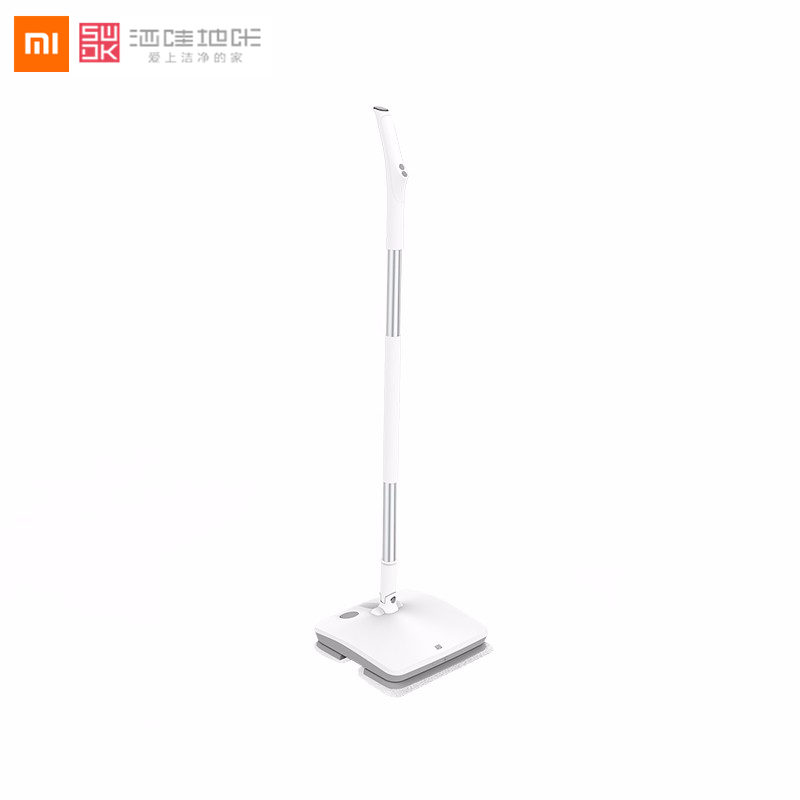 Xiaomi Mijia SWDK D260 D280 Wireless Handheld Electric Wiper Floor Washers With Light and Built in