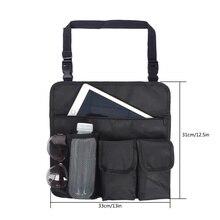 Outdoor Fishing Beach Chair Portable Storage Bag Phone Water Bottle Sun
