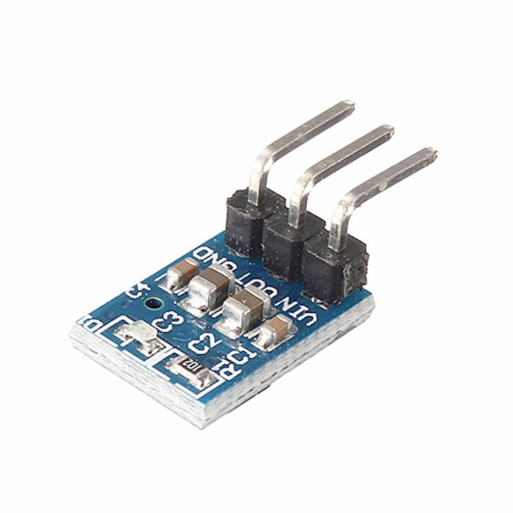 5pcs DC 5V To 3.3V Step-Down Power Supply Module AMS1117-3.3 LDO 800MA